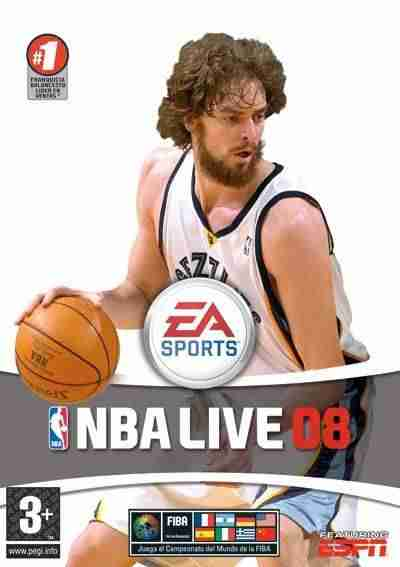 Descargar NBA Live 08 [Spanish] por Torrent